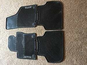 VW Jetta Monster Floor Mats