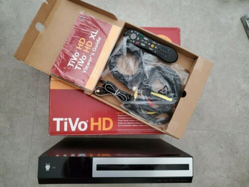 TiVo Series 3 HD DVR TCD652160  EVERYTHING INCLUDED