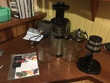 Slow juicer Hurom HG series Newcastle East Newcastle Area Preview