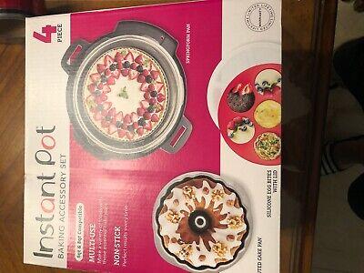 Instant Pot Baking Accessory Set 4 piece