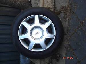 Ford Falcon rims and hub caps Campbelltown Campbelltown Area Preview
