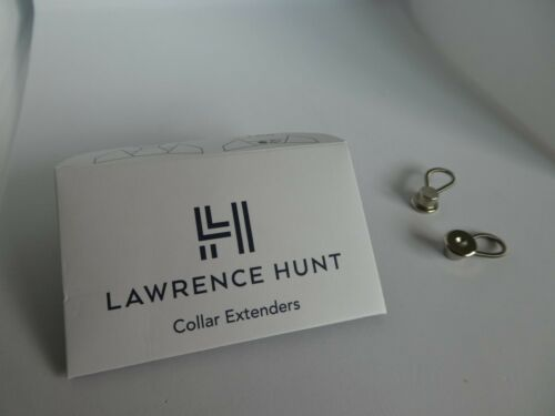 Lawrence Hunt Collar Extenders One Size Fits All Men
