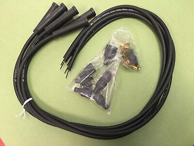 Oliver 70 Tractor Spark Plug Wire Set Delco Distributor Bosch Magneto B245 B246