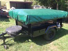 Camper trailer Balhannah Adelaide Hills Preview
