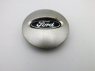 Ford Sparkle Silver Logo Wheel Center Cap F-150 Expedition 07-14 Genuine OEM 3