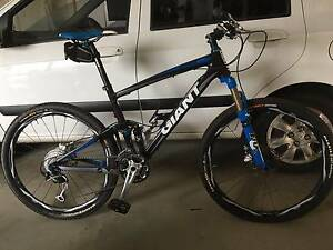 Giant Mountain Bike - Anthem X Advanced SL Redlynch Cairns City Preview