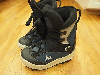 K2 New Sherpa Clickers Snowboard Boots Size Women's size 7 for sale  Arvada