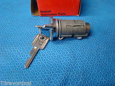 1978 - 1991 GM Chevrolet GMC Ignition Lock Cylinder Keys Firebird Camaro USA