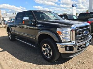 2011 Ford F-250 Lariat Voice Activated Nav | Heated/Cooled Se...