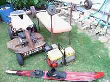 Water ski mower weights generator Moree Moree Plains Preview