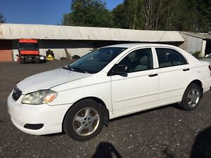 2006 Toyota Corolla - Certified for under $3500!