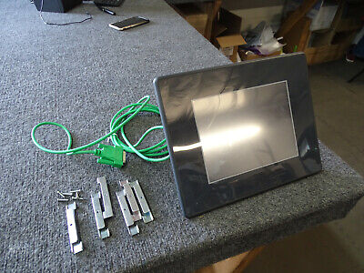 Automation Direct Ea7-t8c Usb Ethernet Touchscreen W Cable Mounting Hardware