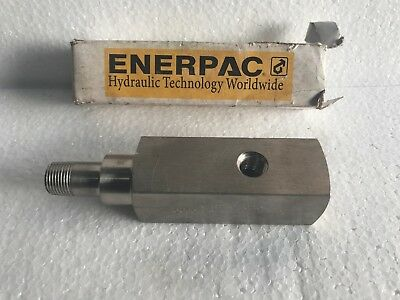 Enerpac Ga-3 Gauge Adaptor 14 Nptf Gauge Port 700 Bar