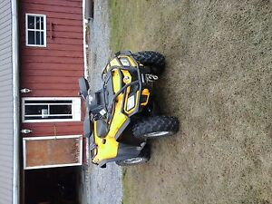 500 Can Am Outlander xt