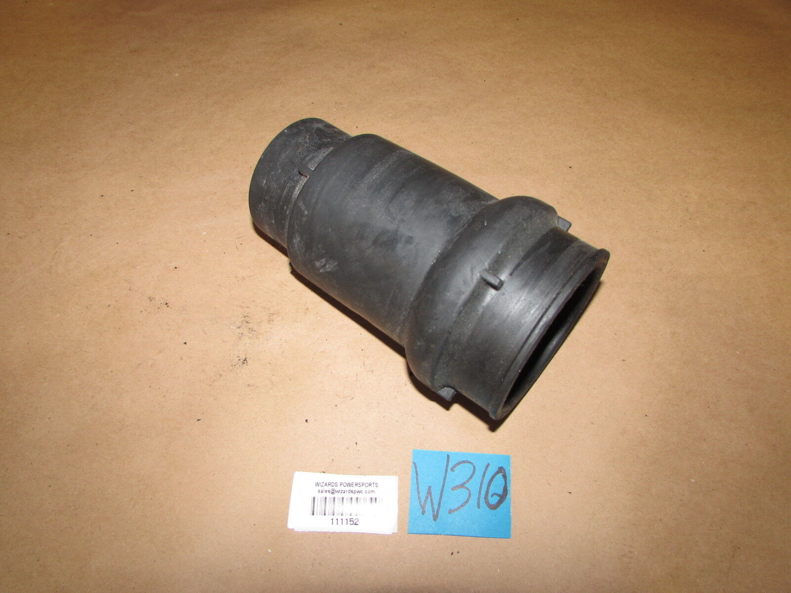 Yamaha 2001 XL800 Exhaust Outlet Pipe Hose
