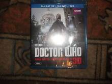 doctor who bluray 3d Scoresby Knox Area Preview