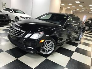 2011 Mercedes-Benz E-Class FULLY LOADED#100% APPROVAL GURANTE...