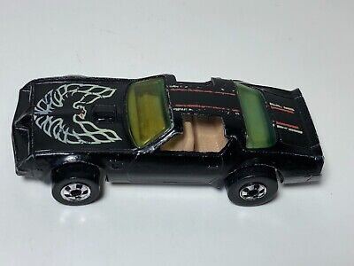 Vintage Hot Wheels Trans Am Hot Bird With Cream Colored Bird Pre Pro Early Run