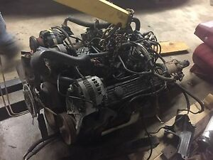 Gm v8 efi motor and 700r4 trans
