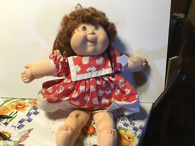 Cabbage Patch Kids from the 80's she has growing red hair, used for sale  Winthrop