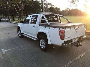 Holden Colorado - 😻dual cab. F/history, Bluetooth, cruise, new tyres!