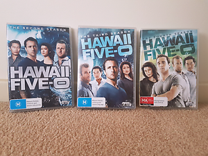 Hawaii 5.0 Season 2-4 Shellharbour Shellharbour Area Preview