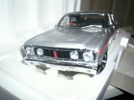 1968-XT-GT-Ford-falcon-1-18-classic collectables Cedar Vale Logan Area Preview