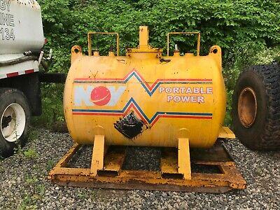 576 Gallon Fuel Storage Tank Vacum Pressure Tank