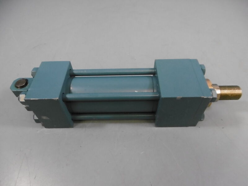 """Rexroth MP1-HH Double Acting Hydraulic Cylinder 1 1/2"""" Inch Bore"""