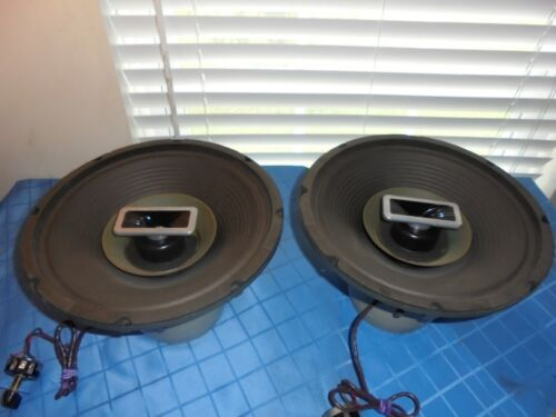 KNIGHT KN-800A SPEAKERS,ONE PAIR,VINTAGE