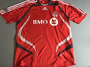 Adidas Autographed TFC Soccer Jersey
