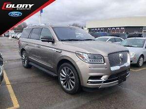 2018 Lincoln Navigator Select|3.99% @ 60 Months OAC|Lincoln Wint