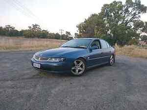 2002 Holden Berlina Sedan LS1 Manual cammed Secret Harbour Rockingham Area Preview