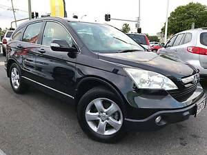 2008 Honda CR-V (4x4) Wagon,  Manual, Rego & RWC! Greenslopes Brisbane South West Preview