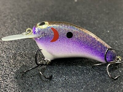 5 Ct Lipless Crankbait Fishing Lures  Gold Croaker Shad LP10