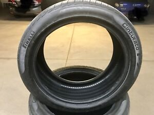 4X Pirelli Cinturato All Season P7 245 40 18