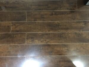 Laminate floor for sale 220 sq ft $1 per sq ft