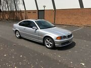 BMW E46 323CI coupe w/ Rego St Peters Norwood Area Preview