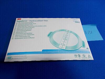 3m 90023 Tegaderm Hydrocolloid Thin Dressing 5 14in X 6in Pkg Of 10