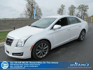 2017 Cadillac XTS 3.6L | LEATHER | REMOTE START | HEATED SEATS |