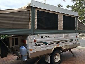 Jayco Outback Eagle Camping Trailer Carseldine Brisbane North East Preview