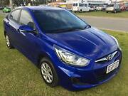 2013 Hyundai Accent Sedan Automatic **1 owner immaculate*** Maddington Gosnells Area Preview