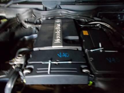 Mercedes Benz Kompressor  4 cylinder engine Gladesville Ryde Area Preview