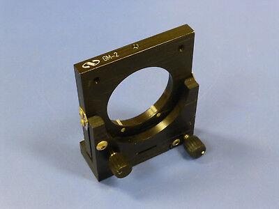 Newport Gm-2 Gimbal Mount For 2 Diameter Optics