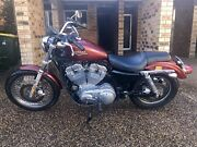 Harley Davidson 2009 Sportster Newcastle Region Preview