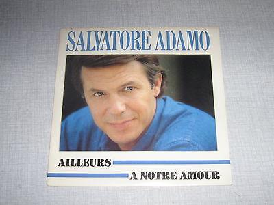 ADAMO 45 TOURS FRANCE AILLEURS
