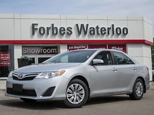 2013 Toyota Camry 1 OWNER! NEW TIRES
