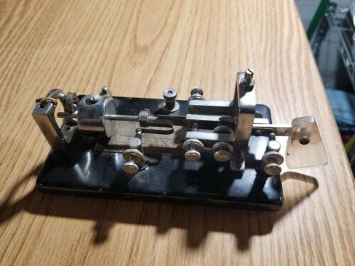 Vibroplex 1934 Bug Telegraph Key  # 107548