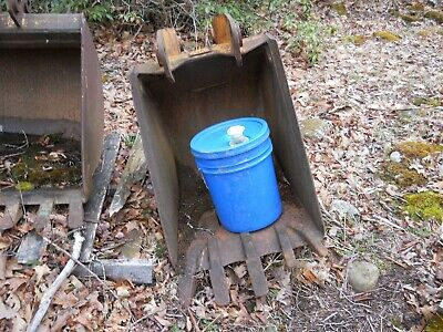 Case 580 Backhoe Bucket 24 580c 580d 580e 580k 580l 580m