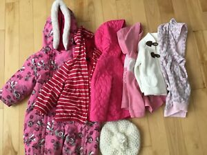 $30 18-24 mos girl clothes